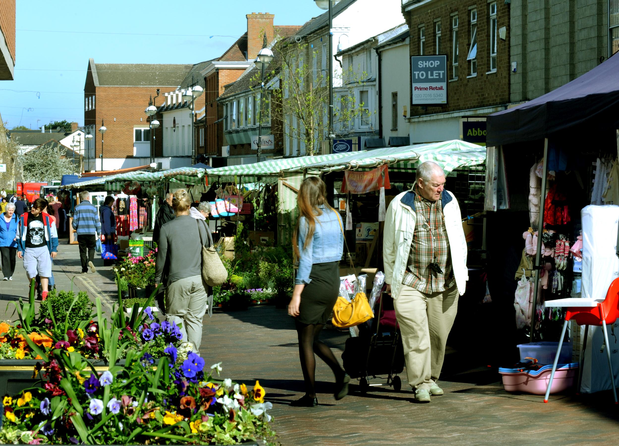 Haverhill Market